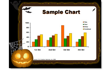 Free halloween template the powerpoint blog artwork i developed this template from was purchased at stockexpert to download the template as a ppt click here 300k toneelgroepblik Images