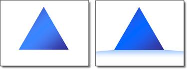 Pyramid Shadow Box
