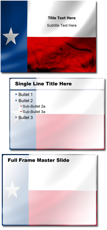 texas branded literally template the powerpoint blog