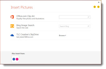 Where To Find Clipart In Powerpoint 2013