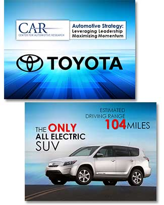 ceo presentation for toyota | the powerpoint blog, Presentation templates