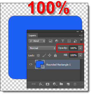 Changing Image Opacity in Photoshop - ASK Design