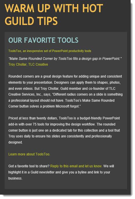 ToolsToo Tip