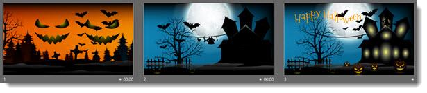 PowerPoint Halloween Movie