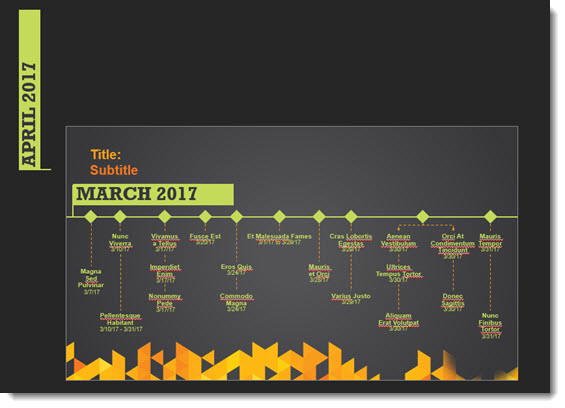 Animated Timelines