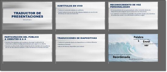 Presentation Translator 15
