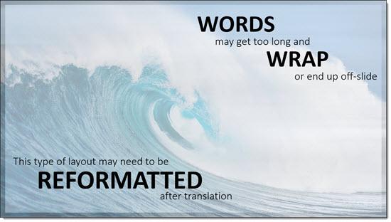 Presentation Translator 16
