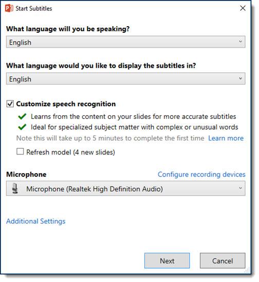 Presentation Translator 3